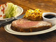 Prime Rib at Bugaboo Creek Steak House