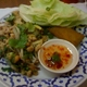 best nam sod ever! - nam sod at Thai Pepper