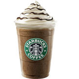 Double Chocolaty Chip Frappuccino® Blended Creme at Tully's Coffee