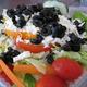 Greek Salad at Di Napoli Pizzeria