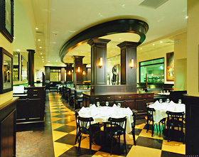 Interior at Gaucho Grill