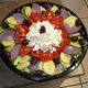 Greek Salad at Trio Cafe