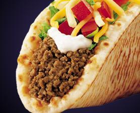 GORDITA SUPREME® at Taco Bell
