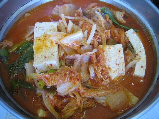 Photo of Kimchi Stew (kimchi jji gae)