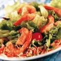 Grilled Seasoned Shrimp Salad at Captain D's Seafood