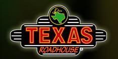 Logo at Texas Roadhouse