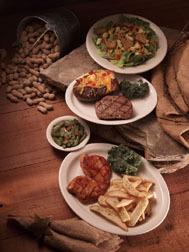 Dish at Texas Roadhouse
