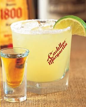 Cadillac Margarita™ at El Torito Mexican Restaurants