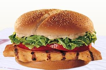 TENDERGRILL® Chicken Sandwich at Burger King