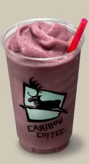Wild Berry at Starbucks Coffee