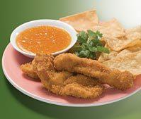 Kickin' Fried Chicken Jr. at Taco del Mar