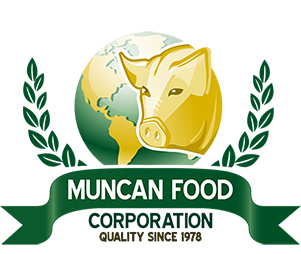 Logo at Muncan Food Corporation (Meat Shop)