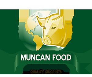 Logo at Muncan Food Corporation (Meat Shop)