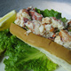 Lobster Roll at  The Stockpot