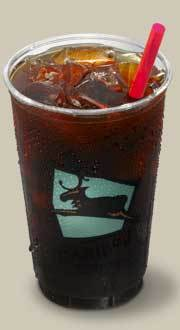 Cold Press Iced Coffee at Starbucks Coffee