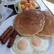 Breakfast Trio at Oceanview Bar & Grill