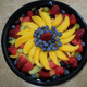 Fruit Salad Bowl at Trio Cafe
