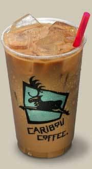 Iced Chai Tea Latte at Starbucks Coffee