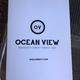 Menu at Oceanview Bar & Grill