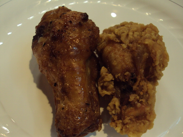 Photo of Fiery grilled chicken wings (5)