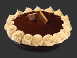 There's Chocolate on my Peanut Butter Pie™ at Cold Stone Creamery