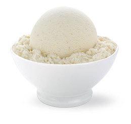 Vanilla bean at Haagen-Dazs