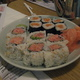 Spicy Tuna Roll & Salmon roll - Spicy Tuna Roll at Hakone Sushi
