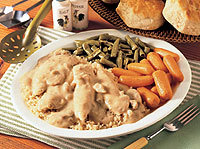 Chicken n' Rice at Cracker Barrel Old Country Store