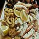 Seafood Platter at Osteria de Medici