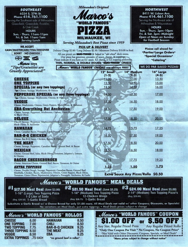 photo about Marco's Pizza Printable Coupons named Marcos Pizza Menu