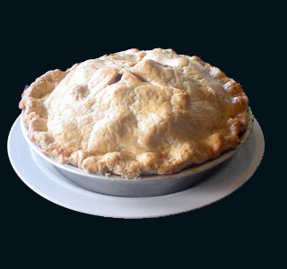 Photo of Deep Dish Apple Pie