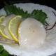 Scallop Sashimi at Mikado
