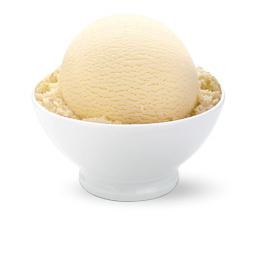 Vanilla honey bee at Haagen-Dazs