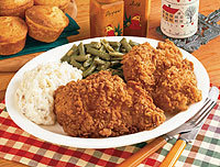 Homestyle Chicken at Cracker Barrel Old Country Store
