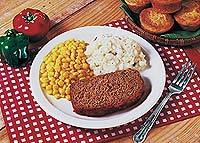 Meatloaf and Mashed Potatoes at Cracker Barrel Old Country Store
