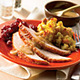 Slicedturkey.jpg - Dish at Old Country Buffet - Richfield