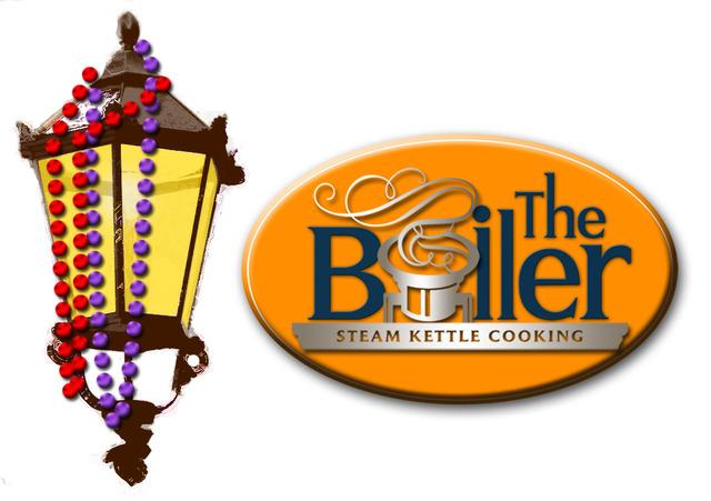 Logo at The Boiler
