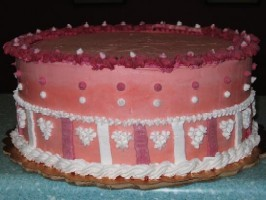 Heart & Soul Cake at Emack & Bolio's