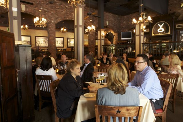 Restaurant Menu at Y.O. Ranch Steakhouse