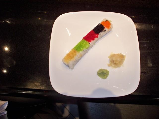EGG ROLL at Arisu Japanese Cuisine