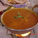 Shrimp Curry at Curry Hut