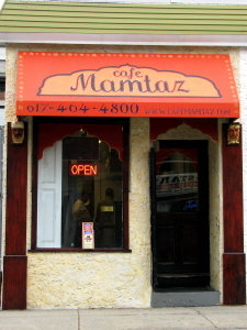 Exterior at Cafe Mamtaz