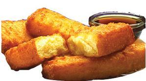 French Toast Sticks at Jack in the Box