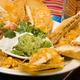 Nacho Platters - Nacho Platters at Guapo's Restaurant