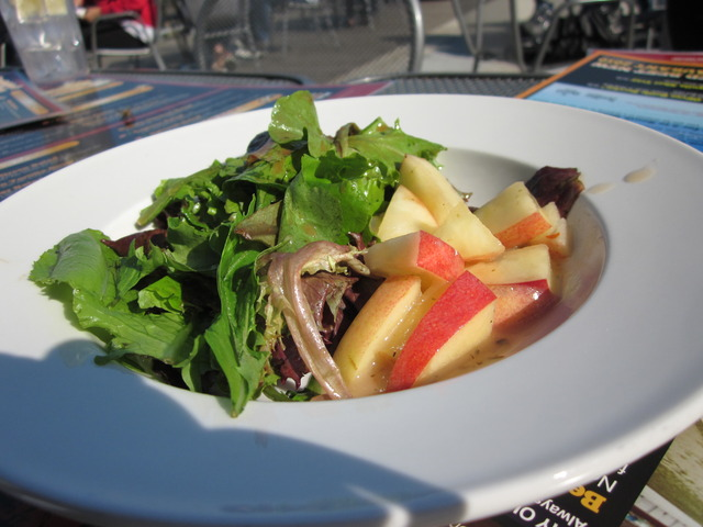 Photo of Autumn Apple Salad