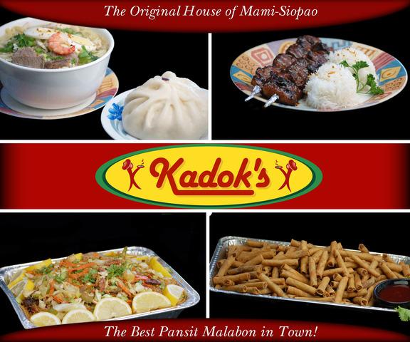 Logo at Kadok's House of Mami Siopao