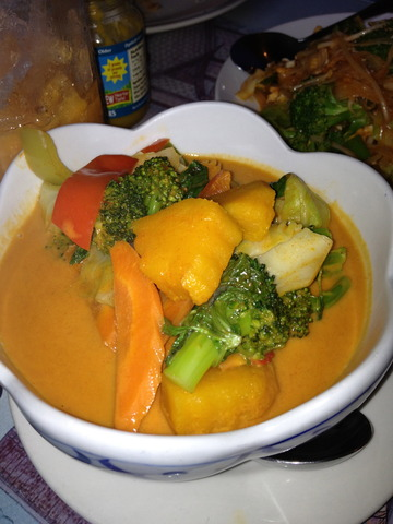 Photo of Pumpkin Curry