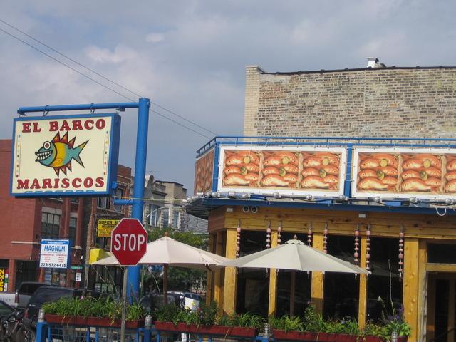 Photo at El Barco Mariscos