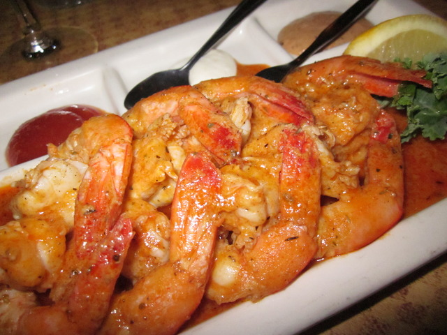 Photo of Cajun BBQ Shrimp Cocktail