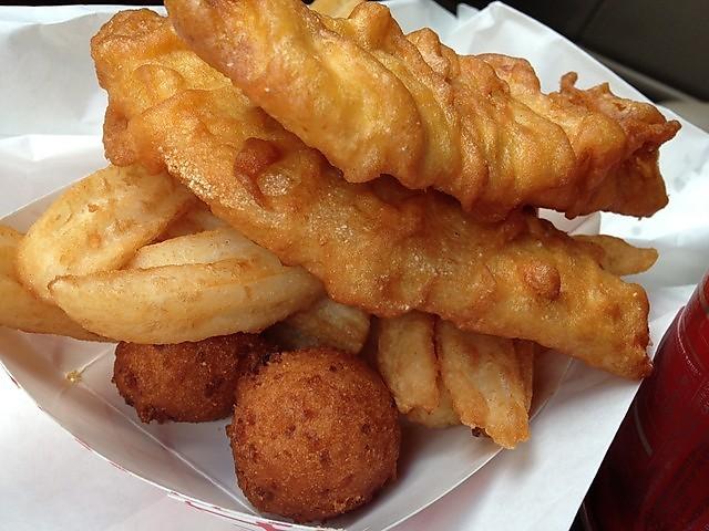Photo at Arthur Treacher's Fish & Chips (CLOSED)